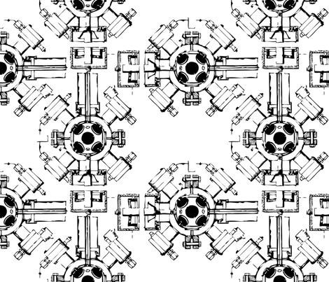 fusor2-01 fabric by huutodesign on Spoonflower - custom fabric