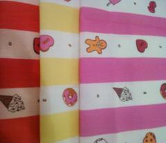 Saccharose Stripe (Pink)