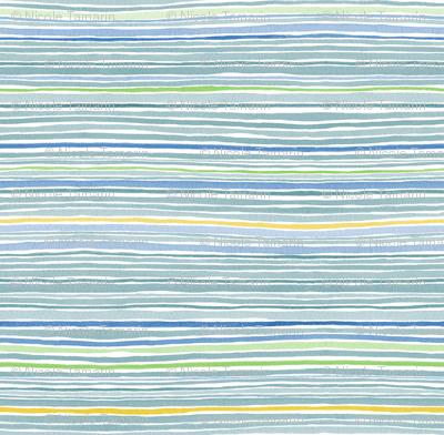 Sailor Multi Stripe