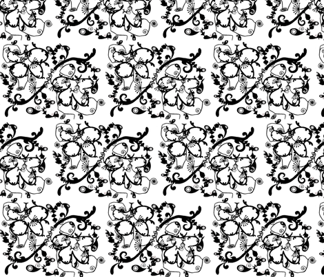 Orient Express fabric by captiveinflorida on Spoonflower - custom fabric