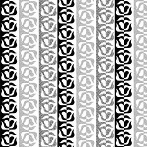 Shaded Gray Stripe