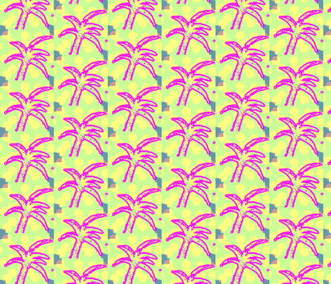 Tropical  fabric by mimi&me on Spoonflower - custom fabric