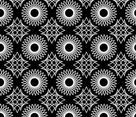spiro-chalk fabric by patchinista on Spoonflower - custom fabric