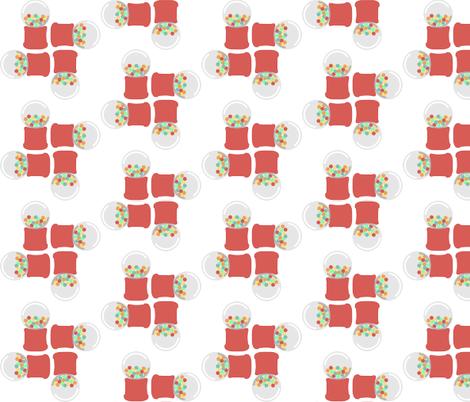 gumballplaid fabric by mrshervi on Spoonflower - custom fabric