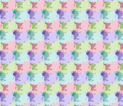 ice cream forever fabric by jenr8 on Spoonflower - custom fabric