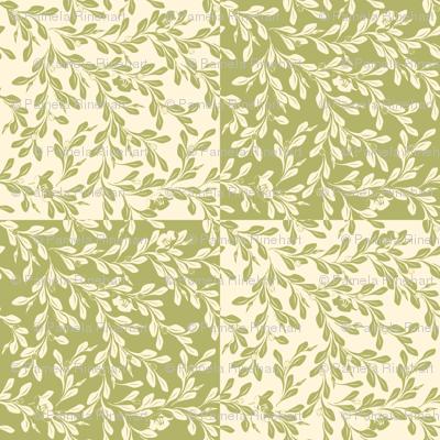 © 2011 Leaves Flow-pineapplemint