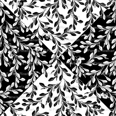 © 2011 Leaves Flow Diagonally