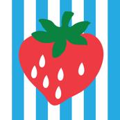 strawberry stripe james