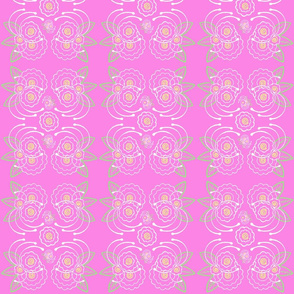 Whimsical_Floral for Breast Cancer Awareness
