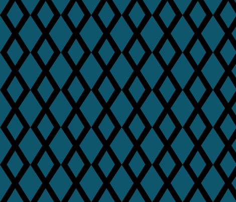 XXblue fabric by wiseideastudios on Spoonflower - custom fabric