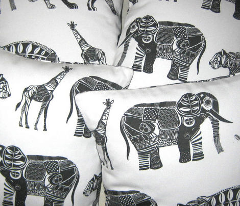 Rrrrrrrrrrrrrrrrrrrrrrrrrrrgraphic_zoo_sharon_turner_scrummy_things_spoonflower_b_w_comment_352407_preview