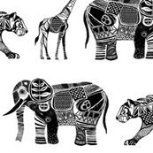 Rrrrrrrrrrrrrrrrrrrrrrrrrrrgraphic_zoo_sharon_turner_scrummy_things_spoonflower_b_w_shop_thumb