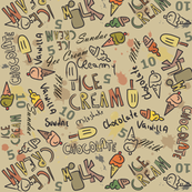 Ice Cream Doodling