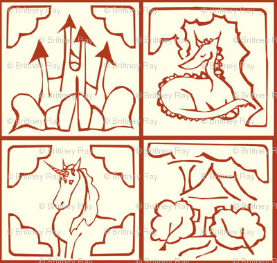 Fantasy Tiles