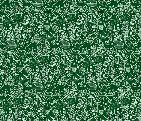 Rrcrazy_garden_white_on_dark_green_shop_preview
