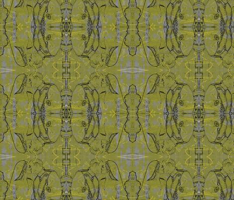 royalkissykkiw fabric by _vandecraats on Spoonflower - custom fabric