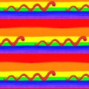 Rainbow serpent by Su_G