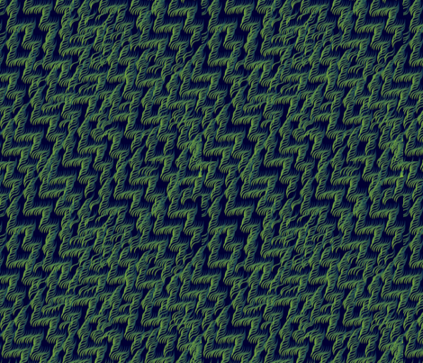 ©2011 Flow Green fabric by glimmericks on Spoonflower - custom fabric
