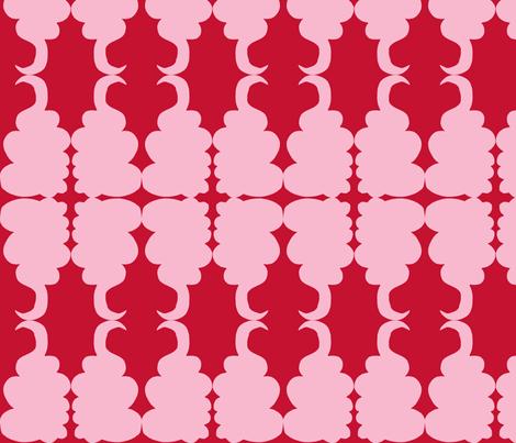 Alhambra Cream fabric by boris_thumbkin on Spoonflower - custom fabric
