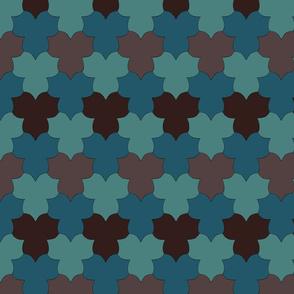 Large_Tessellating_Trilliums_minagreen-dkteal-BROWN