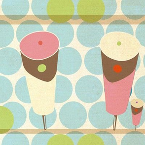 Push Up Ice Cream