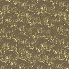 Resting Rabbits