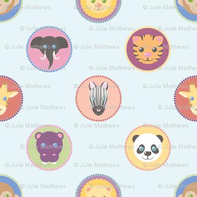 Zoo Pattern