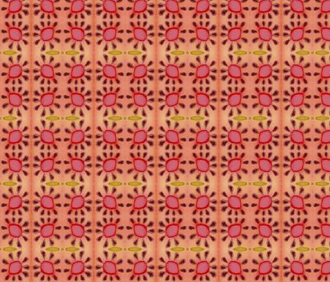 Flower fabric by angella_meanix on Spoonflower - custom fabric