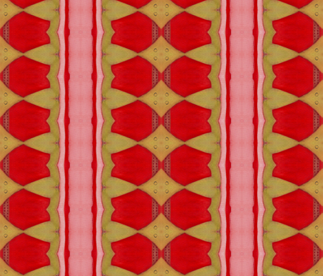 Tulips fabric by angella_meanix on Spoonflower - custom fabric