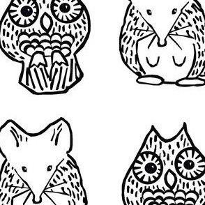 A Mouse and an Owl III.
