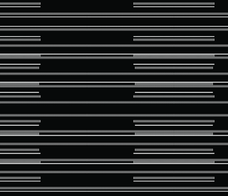 blackwhite fabric by spharris on Spoonflower - custom fabric