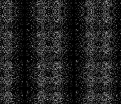 star bursts fabric by albert on Spoonflower - custom fabric