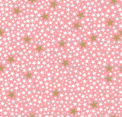 Starry Night Pink