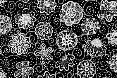 Paper_Flowers_Black