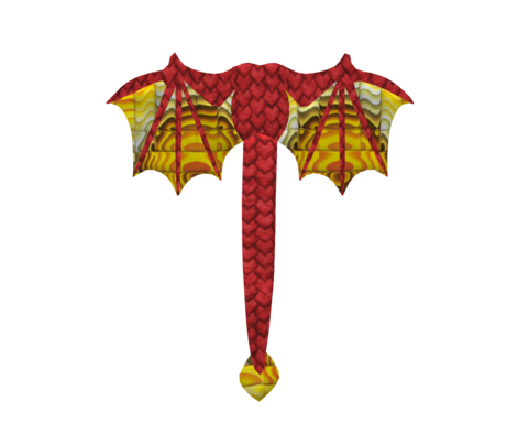 Red Dragon Skin