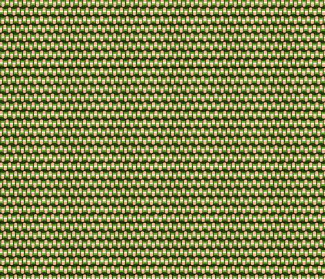 ©2011  Half Full or Half Empty - watermelon fabric by glimmericks on Spoonflower - custom fabric