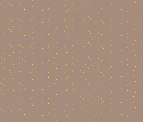 Small Rain Drops - Gold and Grey fabric by illustro_perry on Spoonflower - custom fabric