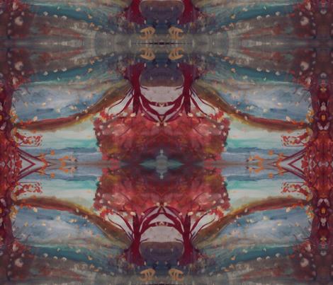 China Tree fabric by myartself on Spoonflower - custom fabric