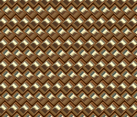 Woven_Gold fabric by animotaxis on Spoonflower - custom fabric