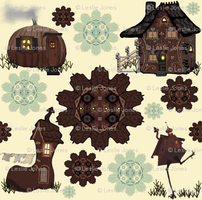 Storybook Houses