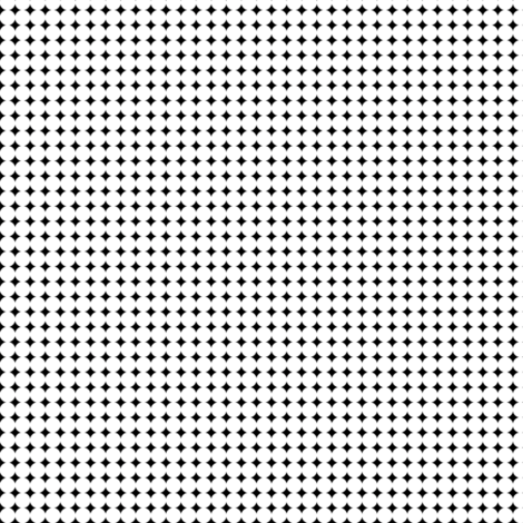Dots_White fabric by animotaxis on Spoonflower - custom fabric