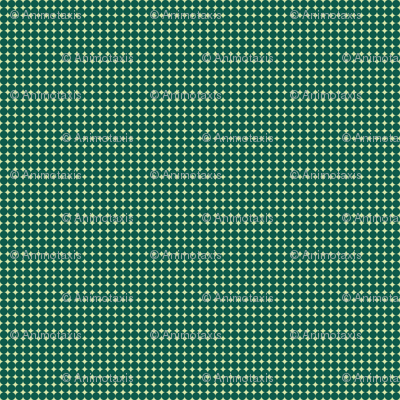 Dots_Dark_Green