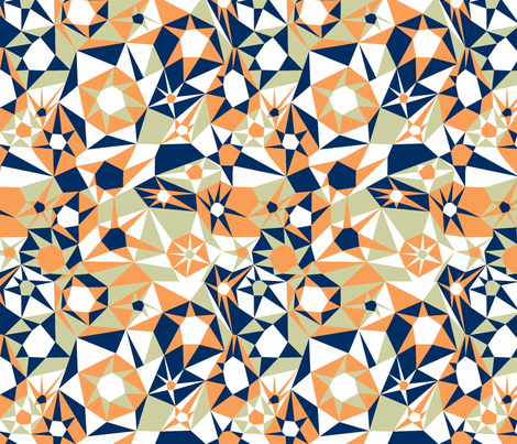 Defragmentation fabric by demigoutte on Spoonflower - custom fabric