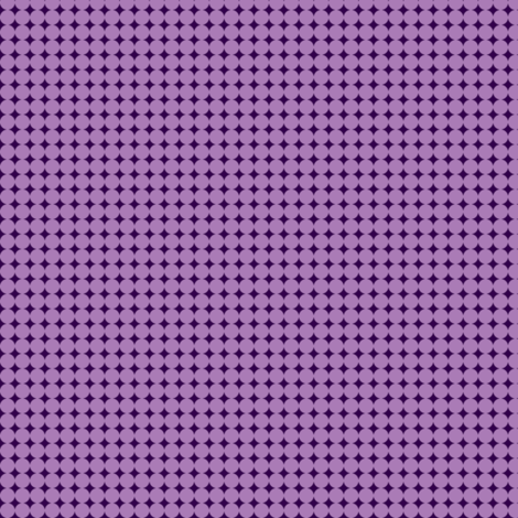 Dots_Lilac-Dark_Violet fabric by animotaxis on Spoonflower - custom fabric