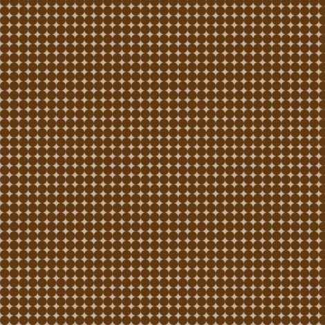 Dots_Warm_Brown-Tan fabric by animotaxis on Spoonflower - custom fabric