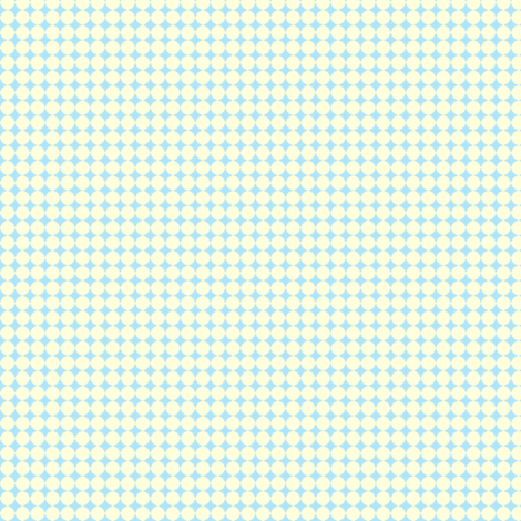 Dots_Yellow-Blue fabric by animotaxis on Spoonflower - custom fabric