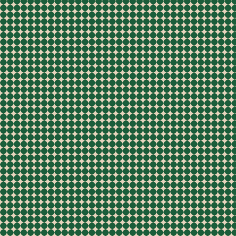 Dots_Green-Tan fabric by animotaxis on Spoonflower - custom fabric