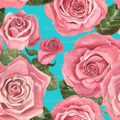 Joan's Dusty Roses 2