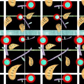 Loplipop fabric