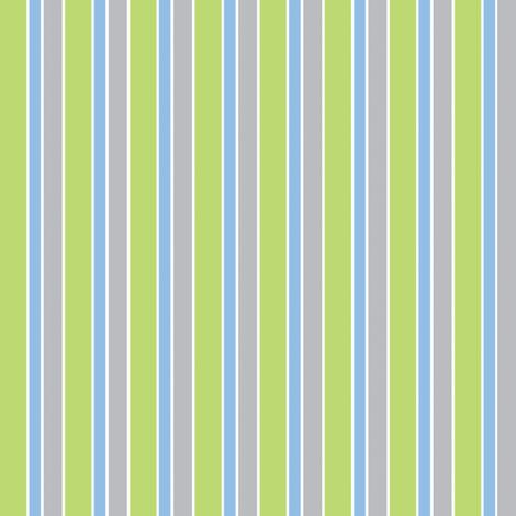 Baby Boy Blue Antarctic Stripe Pattern Giftwrap Doodletrain Cool Boy Patterns